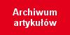 Archiwum artykułów