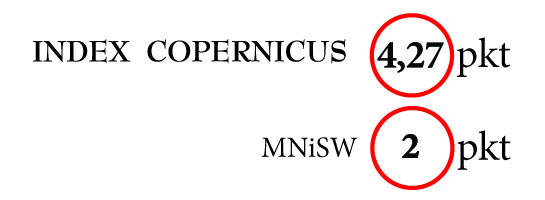 Punktacja Index Copernicus