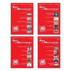 ART OF DENTISTRY - czasopismo z zakresu stomatologii rocznik 2020 WYPRZEDAŻ